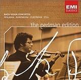 Bach Violin Concertos cover image