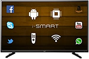 Noble SKIODO 32SM32N01 81cm (32 inches) HD Ready Smart LED TV (Black)