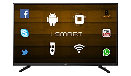 Noble Skiodo 80 cm (32 inches) 32SM32N01 HD Ready Smart LED TV (Black)
