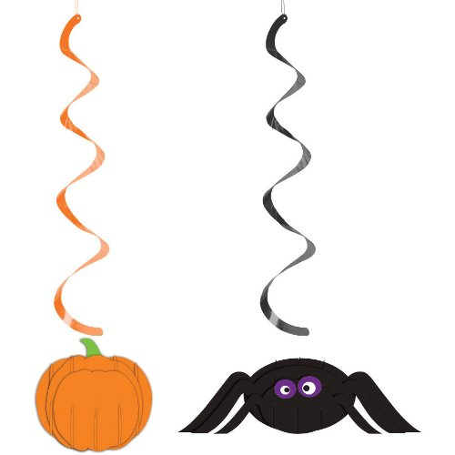 bulk buys Halloween Spider and Amp, Pumpkin Dizzy Danglers