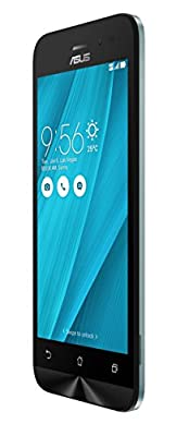 Asus Zenfone Go 4.5 2nd Gen (Silver Blue, 8MP Camera)