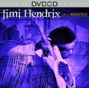 Woodtstock (+ DVD) by Jimi Hendrix (2002-08-02)