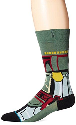 stance-star-wars-boba-fett-socks-green-38-42