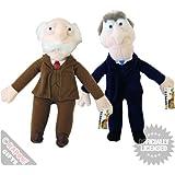 Statler and Waldorf Large Plush Muppet Toys