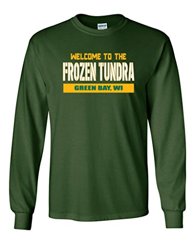 Long Sleeve Green Bay