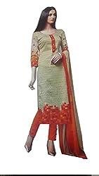 Chhabra Fabrics Women's cotton dress material