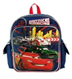 Disney Cars 2 Toddler 12 School Backpack- I Am Speed