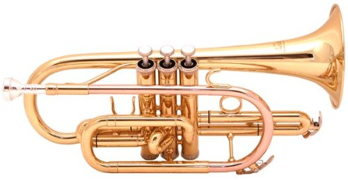 Academy CT-3G Gold Lacquer Bb Cornet