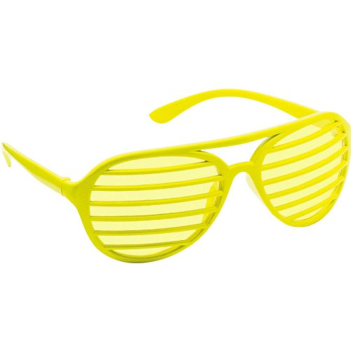Yellow Shudder Shades