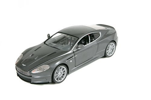 Diecast Model Aston Martin DBS (Casino Royale) in Metallic Grey
