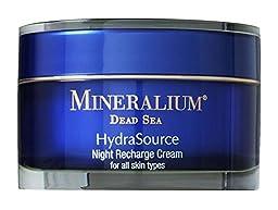 Mineralium Dead Sea HydraSource Night Recharge Cream 50ml