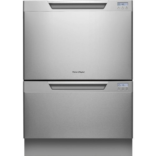 Fisher Paykel  DD24DCHTX7  Double Dishwasher, Stainless Steel Semi-Integrated,  34 X 23-Inches (Fisher And Paykel Dishwasher compare prices)