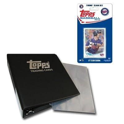 MLB Minnesota Twins Collector Trading Card Set