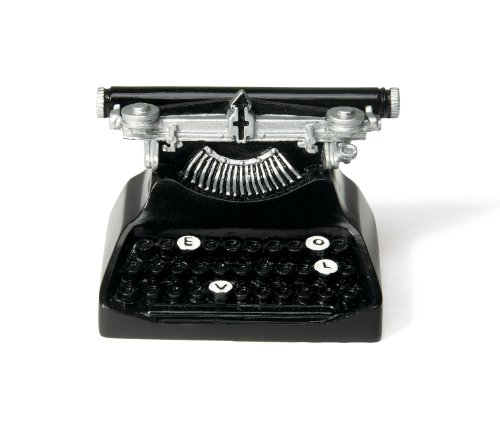 Weddingstar Vintage Typewriter Card Holder