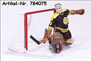 McFarlane Toys NHL Sports Picks Legends Series 1 Action Figure Gerry Cheevers (Boston... by Unknown