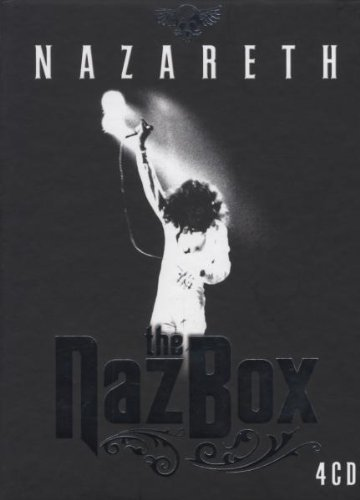 Nazareth - The Naz Box - Zortam Music