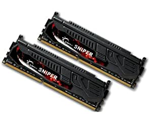 8GB-Kit G.Skill Sniper PC3-12800U CL9-9-9-24 (DDR3-1600) [Elektronik]