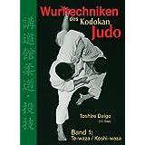 """Wurftechniken des Kodokan Judo, Band 1: Te-waza / Koshi-wazavon """"Toshiro Daigo"""""""