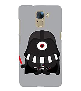 EPICCASE Starwars Minion Mobile Back Case Cover For Huawei Honor 7 (Designer Case)