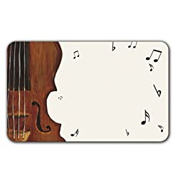 Violin - Adhesive Labels