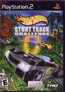 Hot Wheels Stunt Track Challenge front-1002935