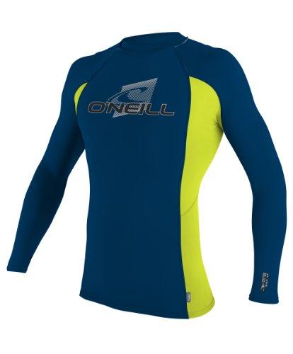 O 39 neill wetsuits youth skins long sleeve crew rash guard shirt Rash guard shirts kids
