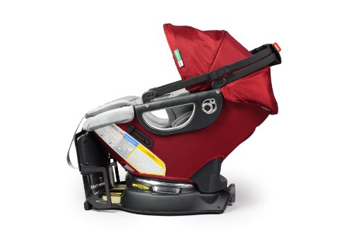 Orbit Baby Infant Car Seat And Base G2, Ruby front-646026