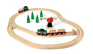 Schylling Brio Classic Railway Deluxe Set at Sears.com