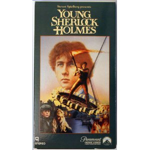 amazoncom young sherlock holmes movies amp tv