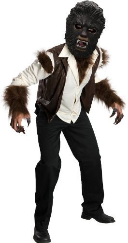 Wolfman Child's Deluxe Costume, Large