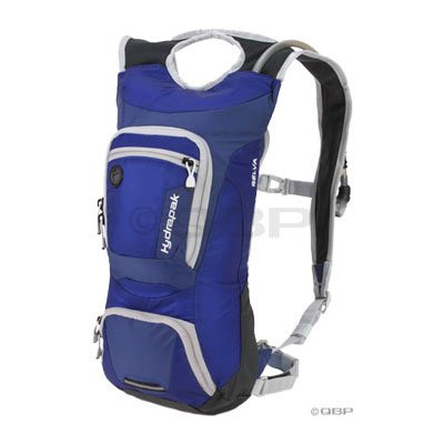 Hydrapak Selva Hydration Pack: Blue; 70oz
