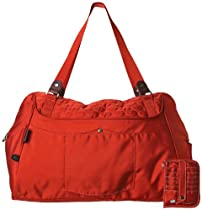 Mosey Life Getalong Get036CA Duffle Bag,Cayenne,One Size