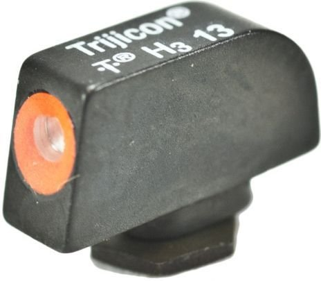 Trijicon Glock Hd Orange Front Outline Sight Only .185 High Gl101Fo-185
