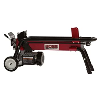 Recommend for Boss Industrial ES7T20 Electric Log Splitter, 7-Ton