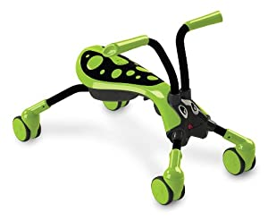 Scramblebug Hornet (Lime Green and Black)