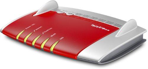 AVM FRITZ!Box 7490 A/CH, WLAN Router (VDSL/ADSL, Annex A + B, 1300 & 450 MBit/s, 2,4 & 5 GHz, 4 Gigabit-LAN)