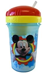 Disney Sipping Water Bottle - Mickey and Friends