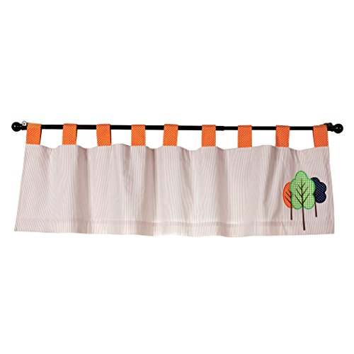 Trend Lab Friendly Fox Window Valance