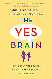 Book Cover: The Yes Brain: How to Cultivate Courage, Curiosity, and Resilience in Your Child