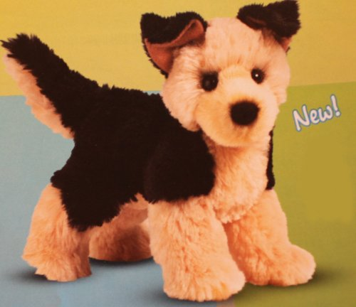 German Shepherd 8'' (Sheba) Plush by Douglas Toys - 1