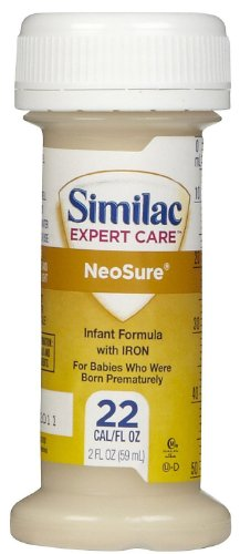 Similac Expertcare Neosure, Ready to Feed 48 Bottles of 2fl Oz - 1