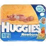 HUGGIES SIZE 1 NEWBORN 27