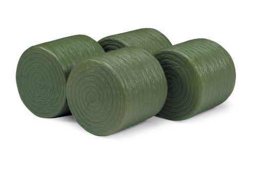 Ertl Big Farm 4 Pack Round Bales - 1