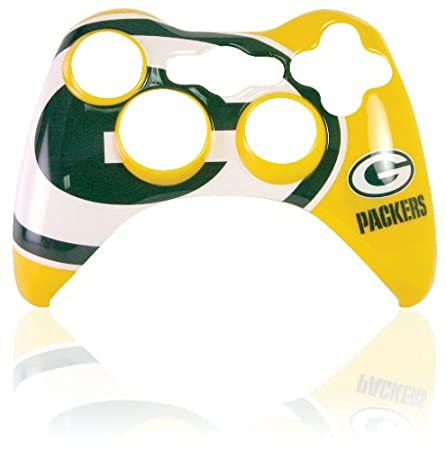 Xbox 360 Official NFL Green Bay Packers Controller Faceplate