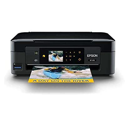 Epson Expression Home XP-410 Small-in-One All-in-One Wireless Inkjet Printer (C11CC87201)