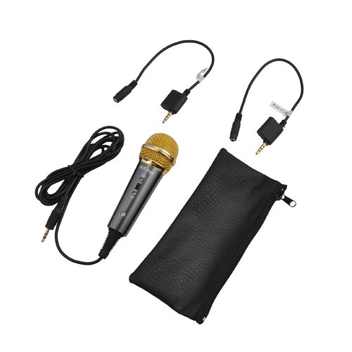 Microphone Multi Purpose Handheld Microphone For Ios, Android, Mac Window
