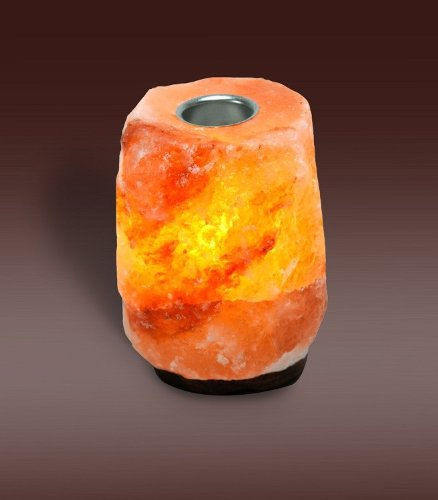 Evolution Himalayan Aromatherapy Crystal Salt Lamp, (4-6 lbs)