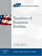 West Federal Taxation Business Entities by Smith