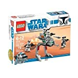 41353NK08XL. SL160  LEGO Star Wars Clone Walker Battle Pack (8014)