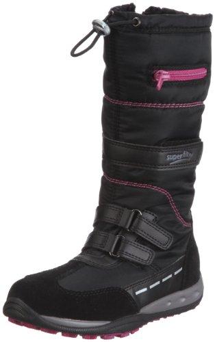 Beste Superfit Cara Boot 70015100, Mädchen Stiefel, Schwarz (schwarz 00),  EU 33 Kaufen